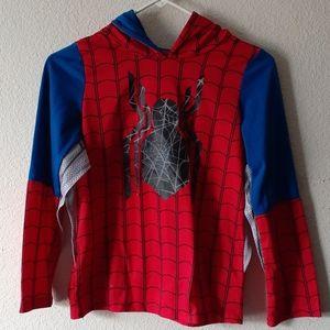 Children's Spiderman Hoodie